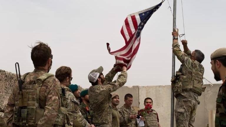 ABD ve İngiltere, Afganistan'a asker gönderiyor