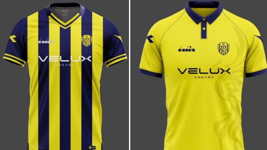 Ankaragücü'nün yeni forma sponsoru