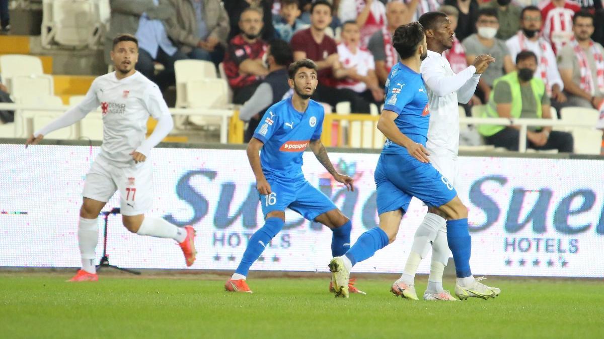 Sivasspor uzatmalarda turladı! | UEFA Konferans Ligi