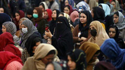 'Taliban 12 yaşındaki kızları seks kölesi olmaya zorluyor'