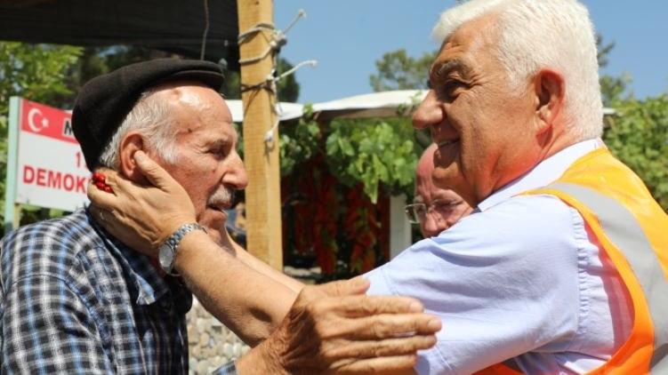 Osman Gürün: Yangının yaralarını birlikte saracağız