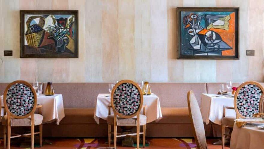 Restoranda sergilenen 100 milyon dolarlık Picasso eserleri müzayedeye çıkıyor