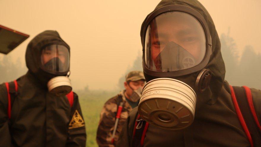 Sibirya'da orman yangınları durdurulamıyor: 1 milyon hektardan fazla alan kül oldu