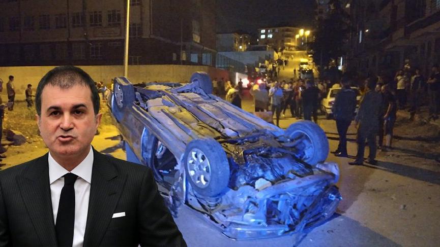 AKP'den 'Altındağ olayları' açıklaması