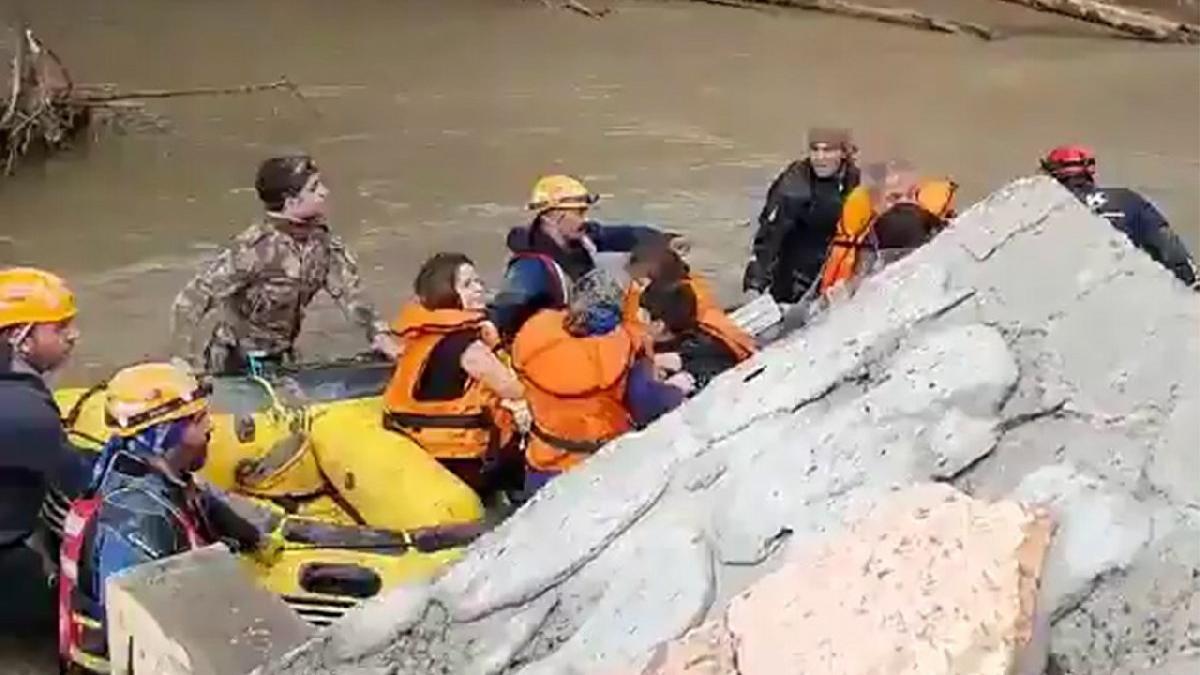 AFAD son durumu açıkladı: 3 ilde 1307 kişi tahliye edildi