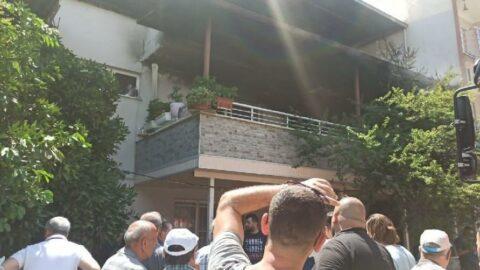 Şarj cihazından çıkan yangın evi küle çevirdi