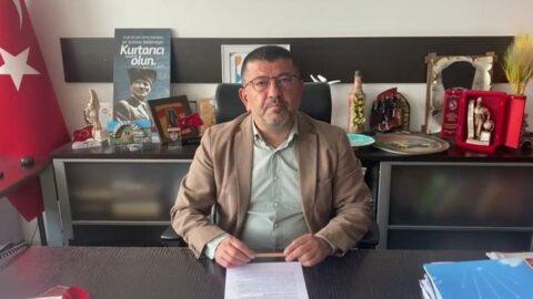 """CHP'den AKP'ye 'yardım kampanyası' tepkisi: İktidar en yetkili ağızdan """"Help Turkey"""" diyor"""