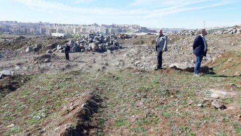 Erdoğan temelini attı, 6 yıldır çivi çakılmadı