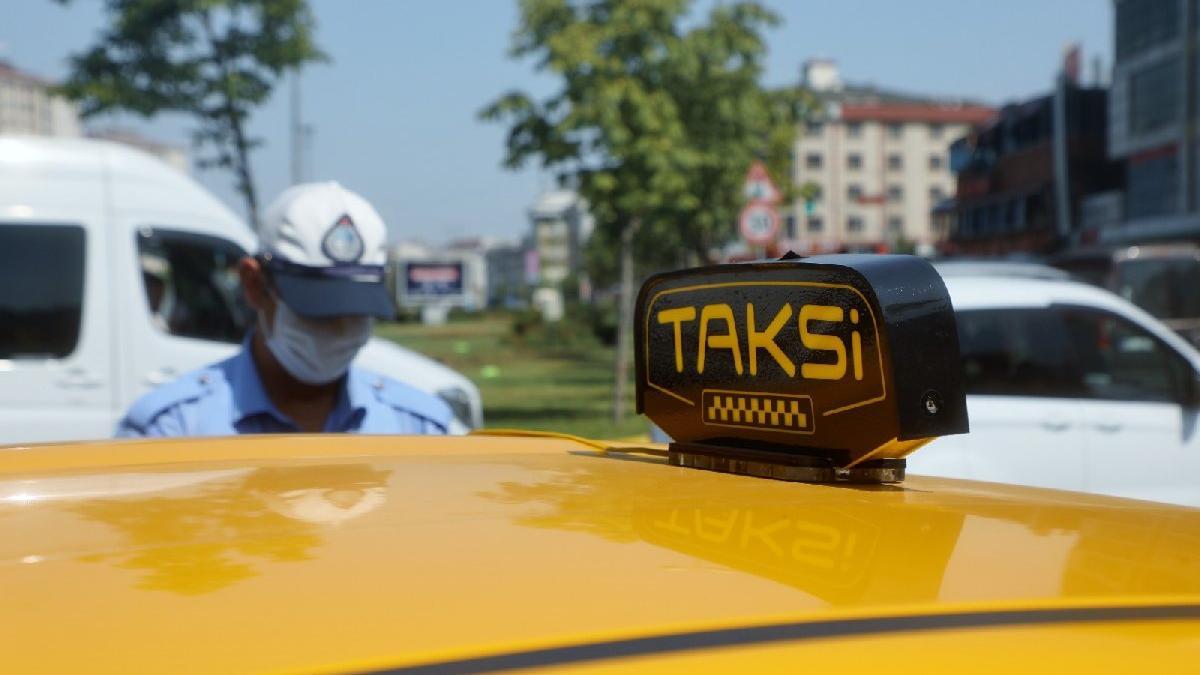 İBB'den kısa mesafe denetimi: 127 taksiye para cezası kesildi