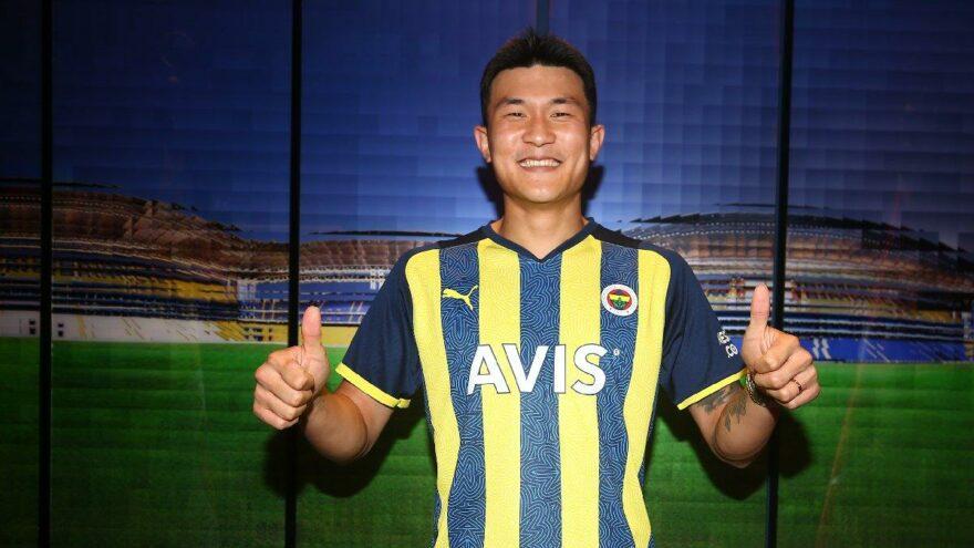 Min-Jae Kim, Fenerbahçe… Türkçe ve Korece duyuruldu