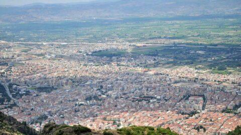 Manisa'da 1451 hektarlık tarım arazisi imara açılıyor