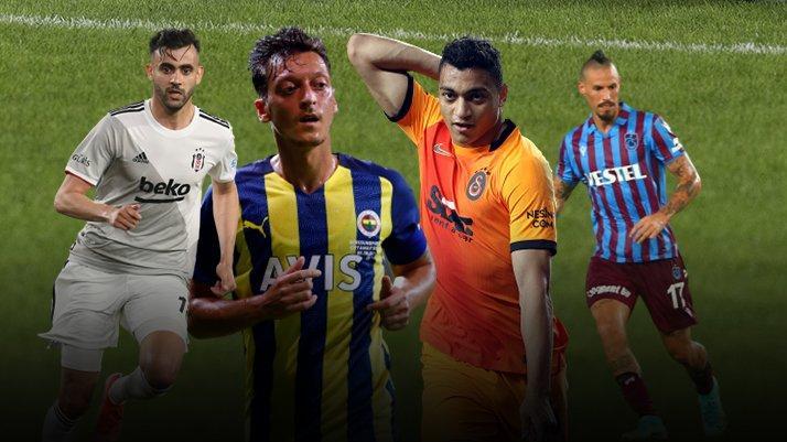 Süper Lig geri dönüyor, 2021-2022 sezonu başlıyor