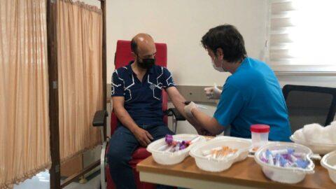 Yerli VLP aşı adayında Faz-2 aşılamaları tamamlandı