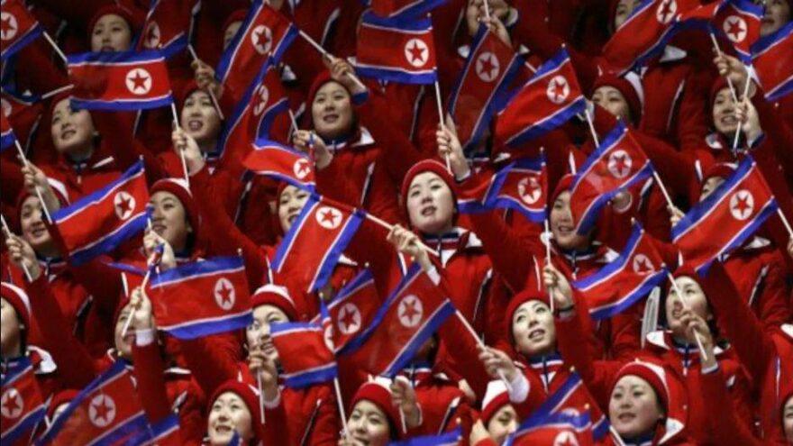 Kuzey Kore'deki Olimpiyat Oyunları gerçeği ortaya çıktı!
