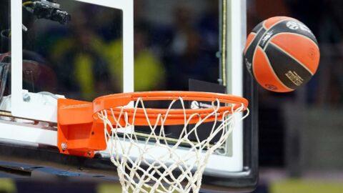 Frutti Extra Cup 2021 basketbol turnuvası başlıyor