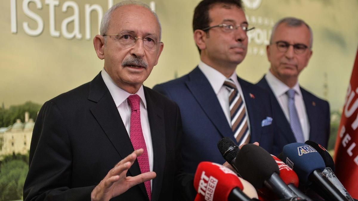 İmamoğlu programını iptal etti, Kılıçdaroğlu ile birlikte sel bölgesine gidecek