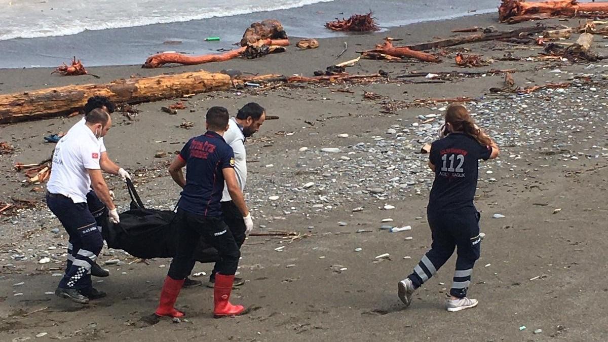 '329 kayıp başvurusu var, sahillerden ceset toplanıyor'