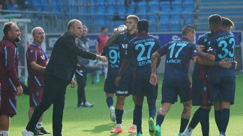 Tur Trabzonspor'u yanıltmasın