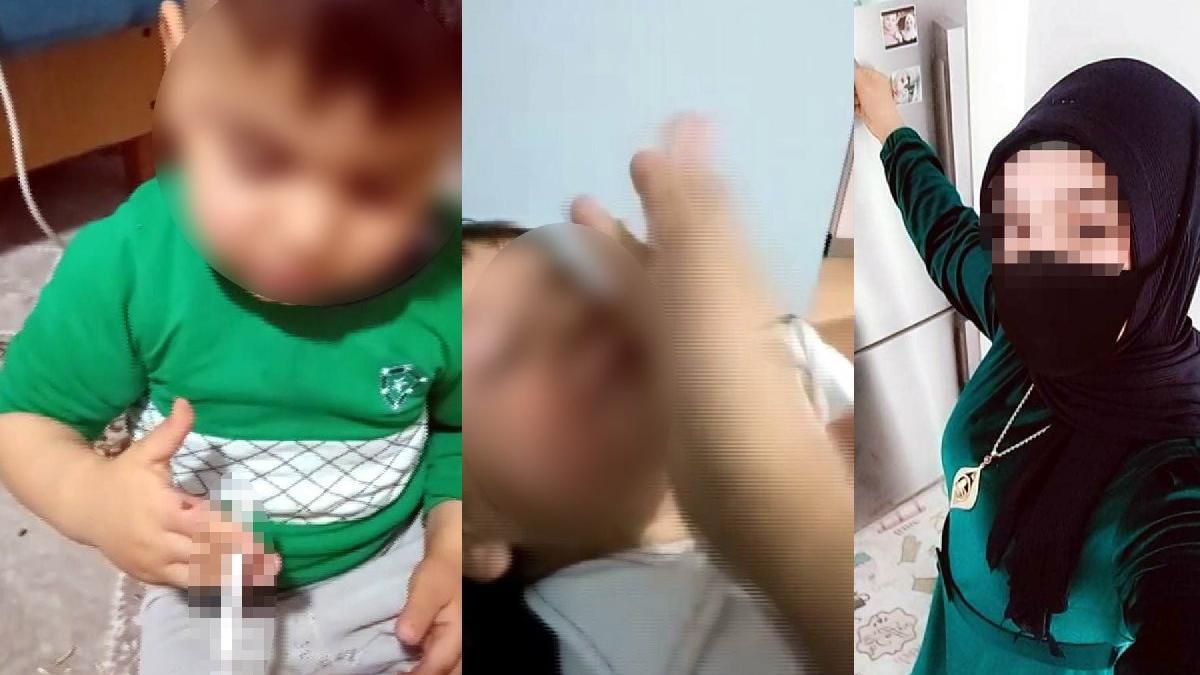 3 yaşındaki çocuğuna sigara içirip işkence yaptığı iddiasıyla tutuklanan anne serbest