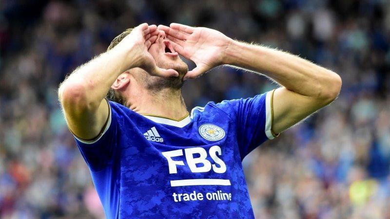 Vardy kaldığı yerden! Leicester City tek golle kazandı