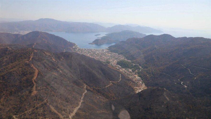 Muğla Belediye Başkanı: Şehrimiz, ormanlarının yüzde 8'ini kaybetti