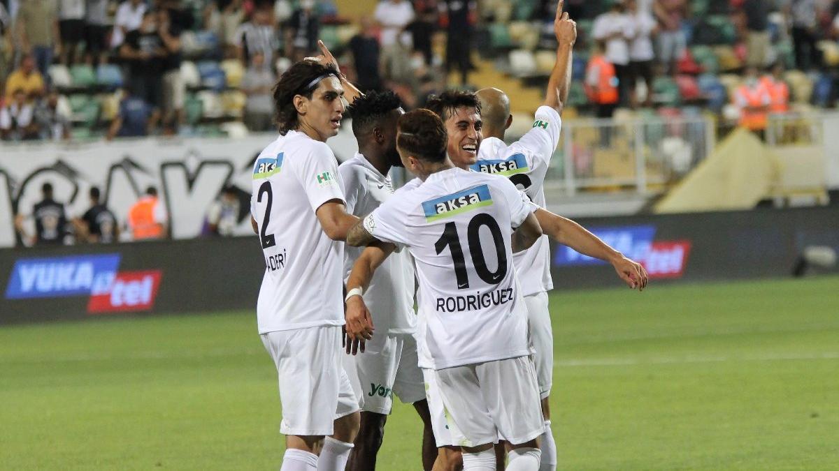 Altay'dan Süper Lig'e harika başlangıç! Kayserispor'u 3 golle dağıttı...