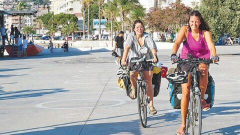 Bisikletle Viyana'dan Kuşadası'na yolculuk