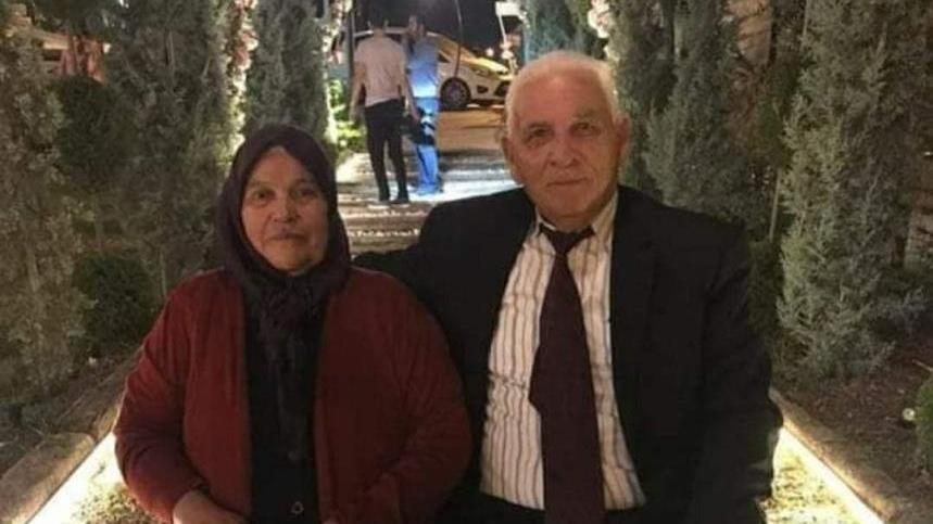 Yaşlı çift 10 saat ara ile corondan hayatını kaybetti