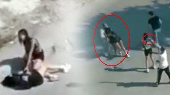 Bursa'da genç kız dehşeti yaşadı