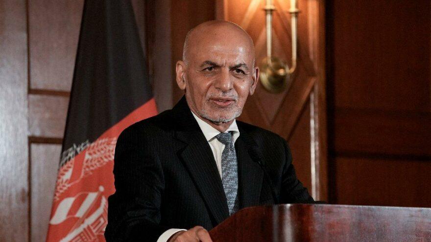 Afganistan lideri Eşref Gani'den Taliban'a gözdağı: Vatanı savunacağım