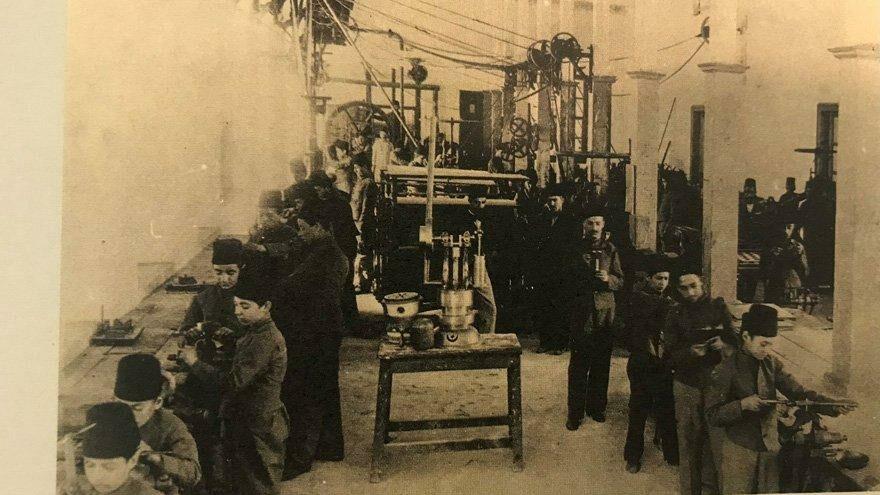 Osmanlı'dan Türkiye Cumhuriyeti'ne geçişin tanığı: Fes fabrikası