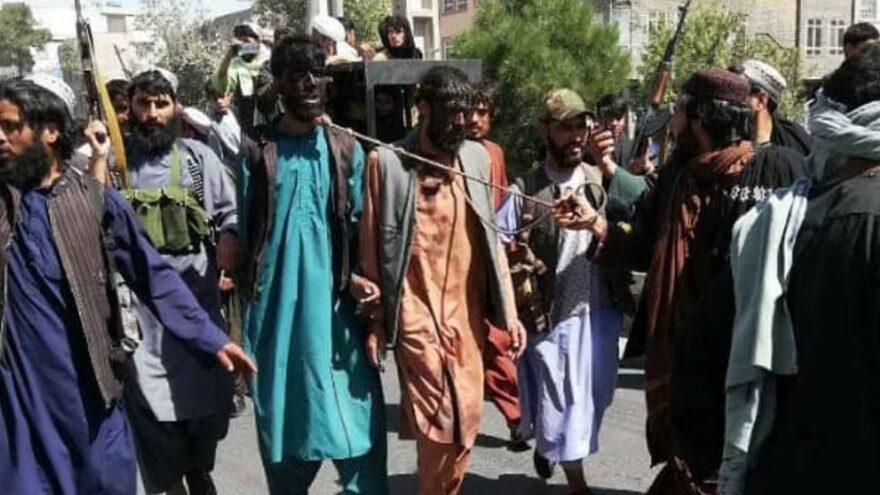 Taliban'ın Afganistan'da korkunç işkence yöntemleri uyguladığı ortaya çıktı