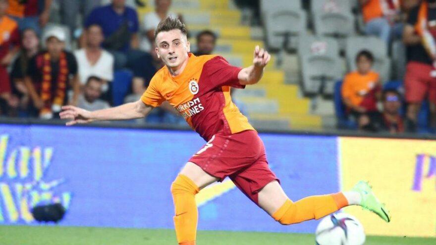 Galatasaray'ın yükselen değeri Kerem Aktürkoğlu
