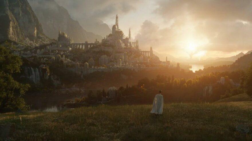 Yeni Zelanda'ya Yüzüklerin Efendisi darbesi: Dizi Birleşik Krallık'a taşınıyor