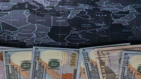 6 ayda kaynağı belirsiz 9.6 milyar dolar para geldi