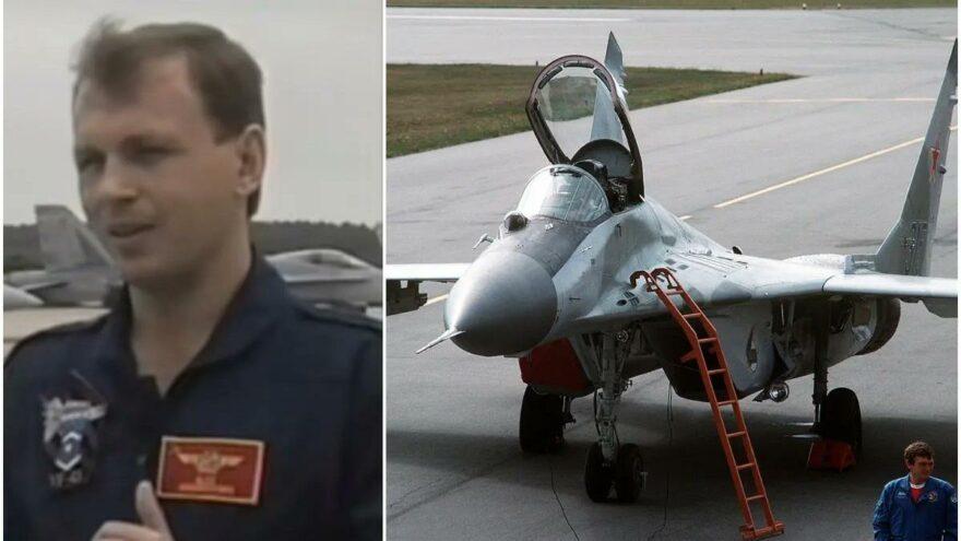 Trabzon'da bir Rus pilot! Soğuk savaşın son krizi