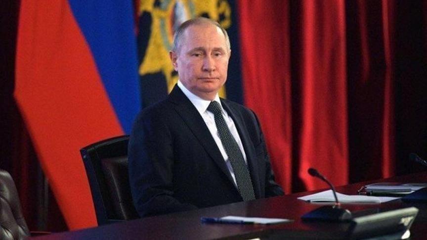 Putin: Doğa felaketleri eşi benzeri görülmemiş boyutta