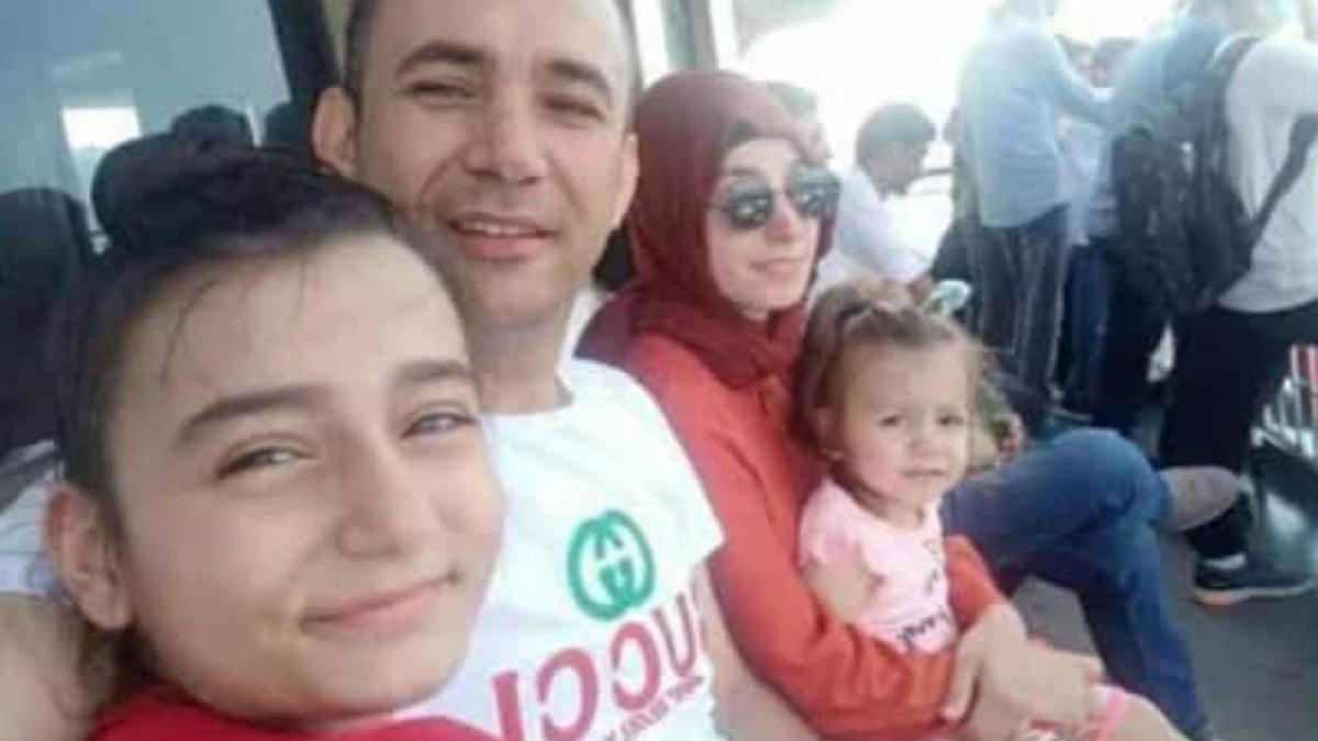 Selde minik Elif'i kurtardı, ailesi için can verdi