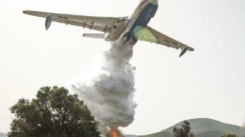 Düşen Rus yangın söndürme uçağıyla ilgili dikkat çeken tespit