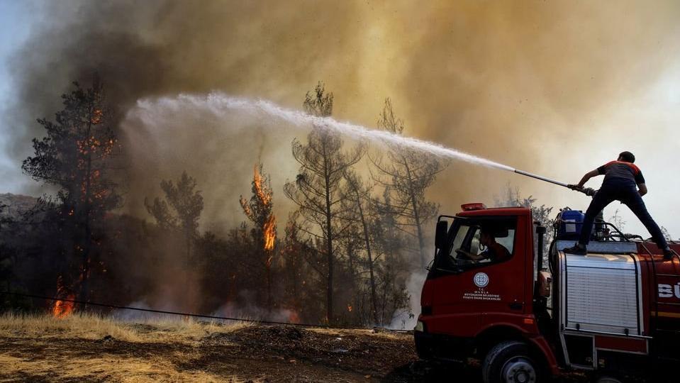 Aşırı sıcaklık ve orman yangınlarıyla ilgili endişe verici açıklama: Bu sadece başlangıç! Durum bundan çok daha kötü olacak
