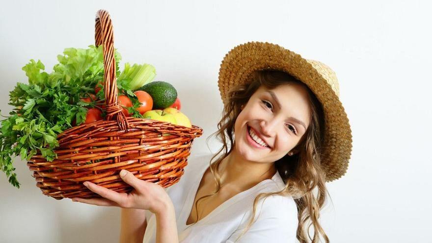 Organik bitkisel besinler sağlığın sigortasıdır