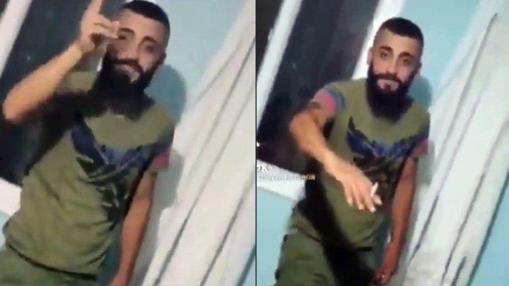 Türklere küfür ederek video çeken Suriyeli yakalandı