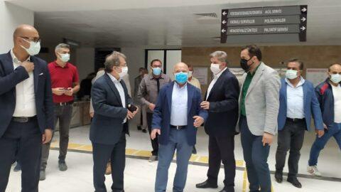 AKP'li vekilden hastane ziyaretinde işsizlik itirafı