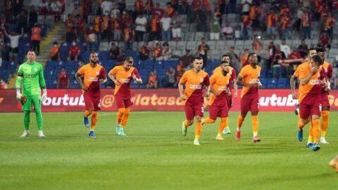 Galatasaray'ın Giresunspor kafilesi belli oldu