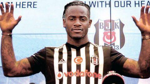 Beşiktaş'ın yeni golcüsü Michy Batshuayi imzaya geliyor