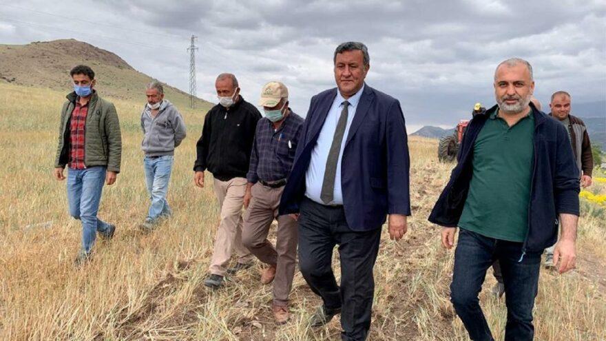 41 ilde kuraklığa karşı borçlar ertelenmişti! Çiftçilerin banka isyanı