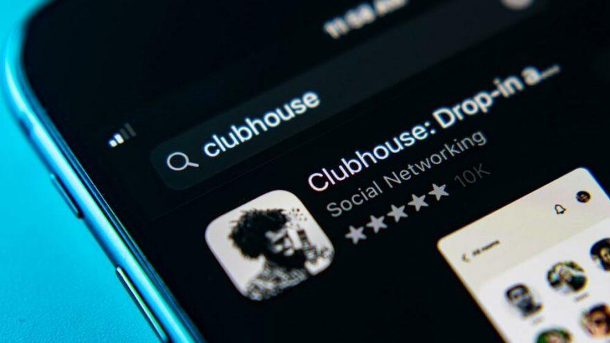 Clubhouse'un başı marka tescili ile dertte