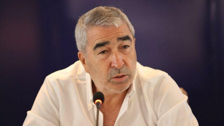 Samet Aybaba: Oyunun hiçbir bölümünde kopmadık