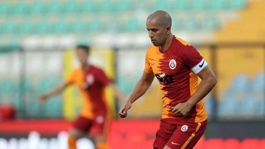 Galatasaray'dan Feghouli'ye bir teklif daha