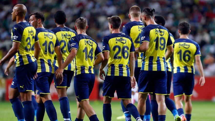 Fenerbahçe sezonu Adana Demirspor maçıyla açıyor
